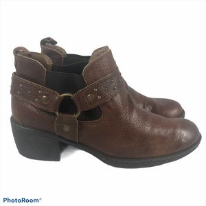 B.O.C Western Style Chelsea Ankle Boots
